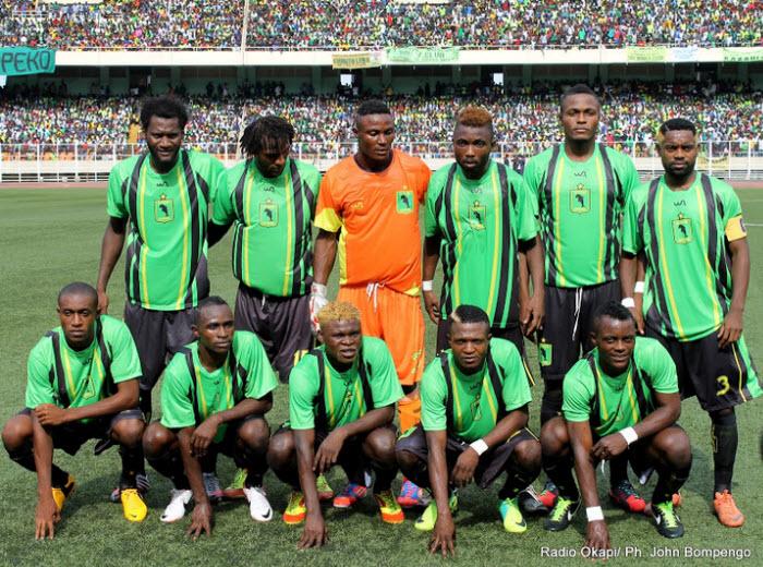 Voici la liste de 26 joueurs de lAS Vita Club envoyé à la CAF