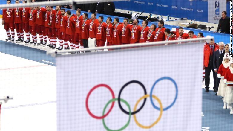 équipe Russie olympique