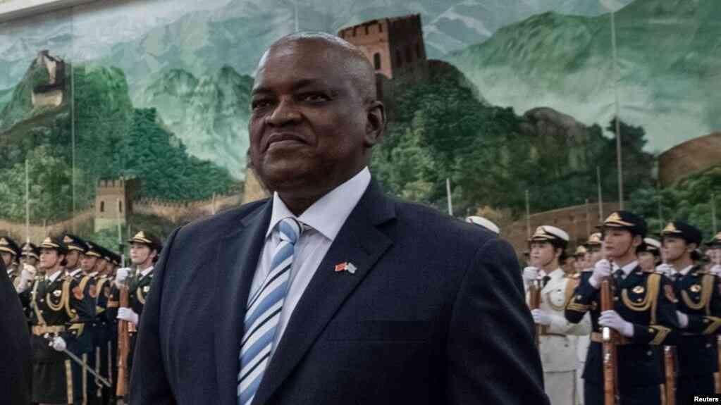 Président du Botswana Masisi