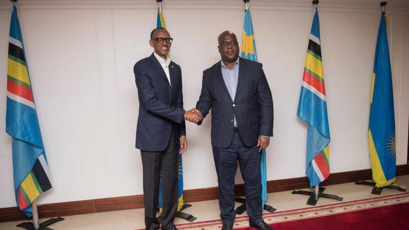 felix et Kagame