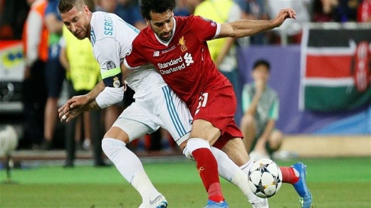 Ramos et Salah