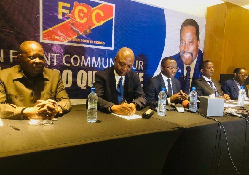 comité FCC en réunion