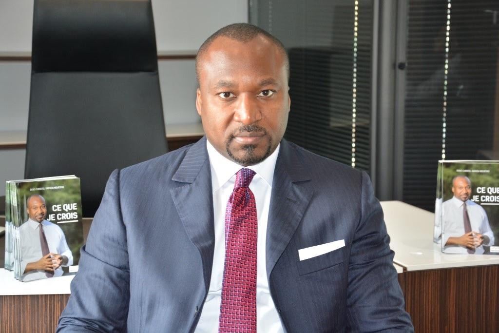 christel Sasou Nguesso