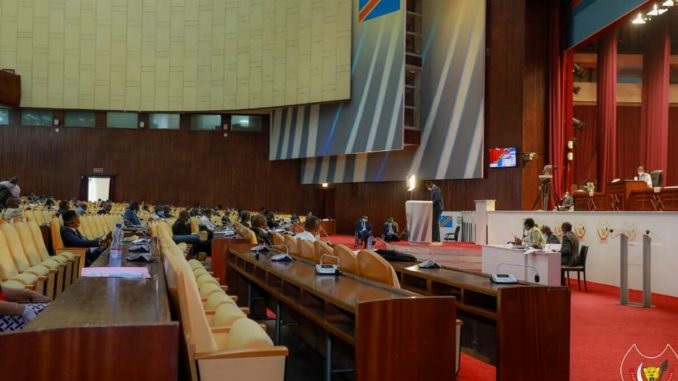 Assemblée nationale RDC