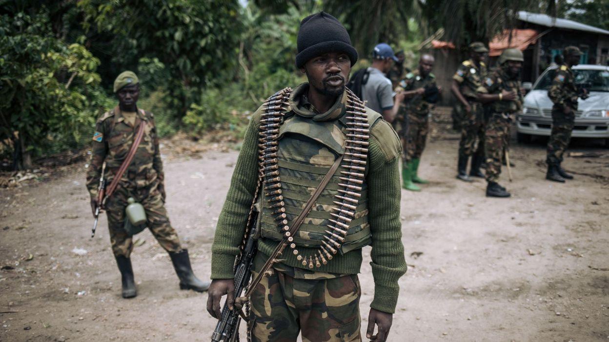 militaire congolais