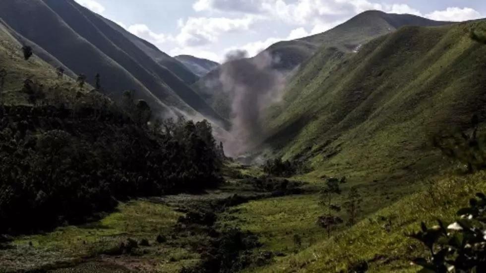 montagne sud-Kivu