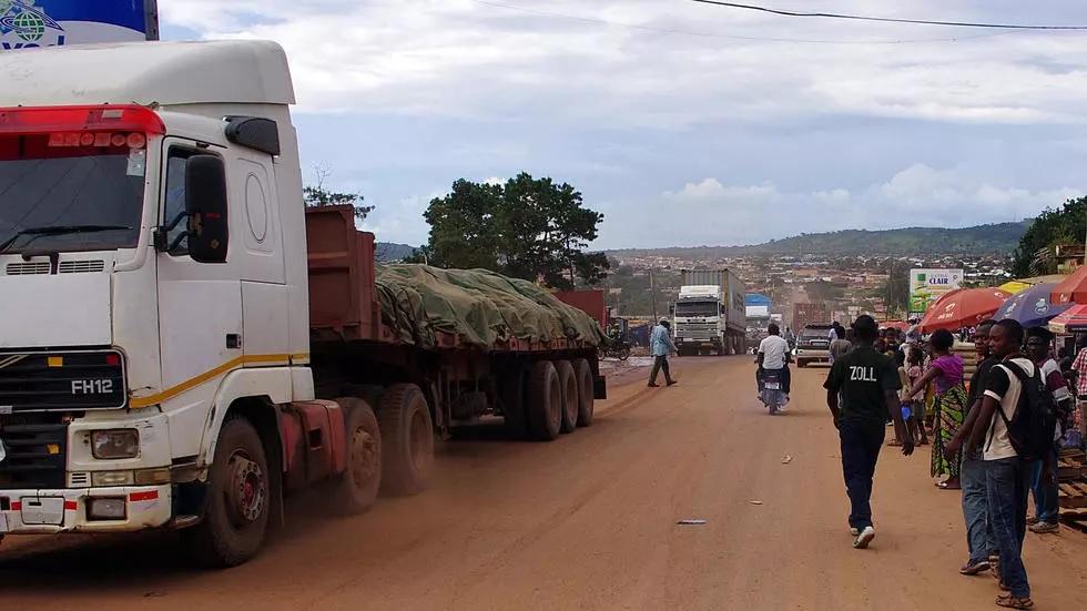 frontière kasumbalesa