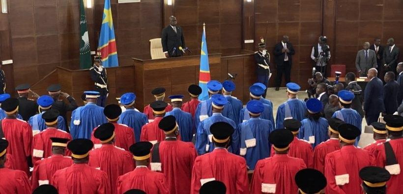 magistrats congolais