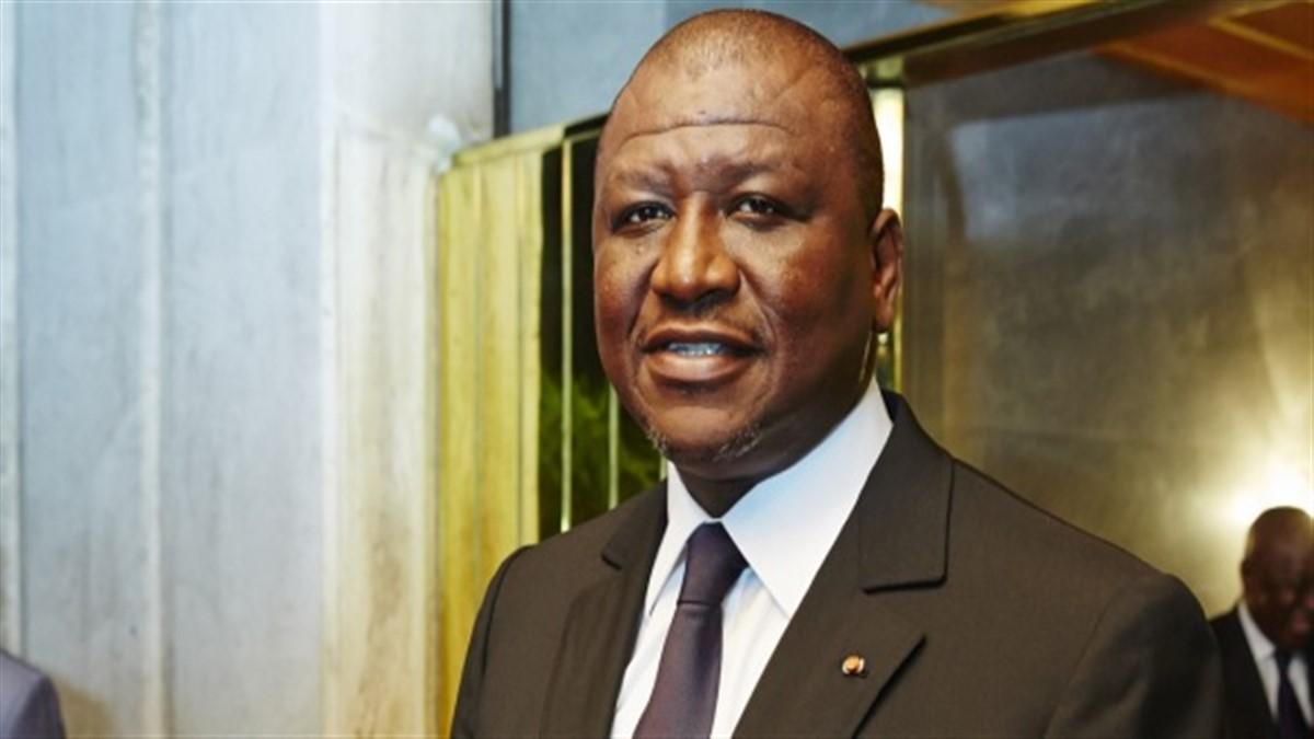 Hamed Bakayoko - Premier ministre de la Côte d'Ivoire