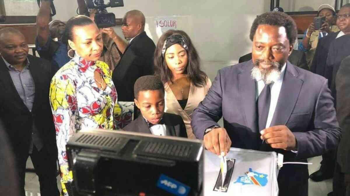 kabila fammily vote