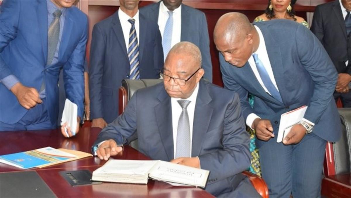 Gilbert Kankonde - Vice-Premier ministre