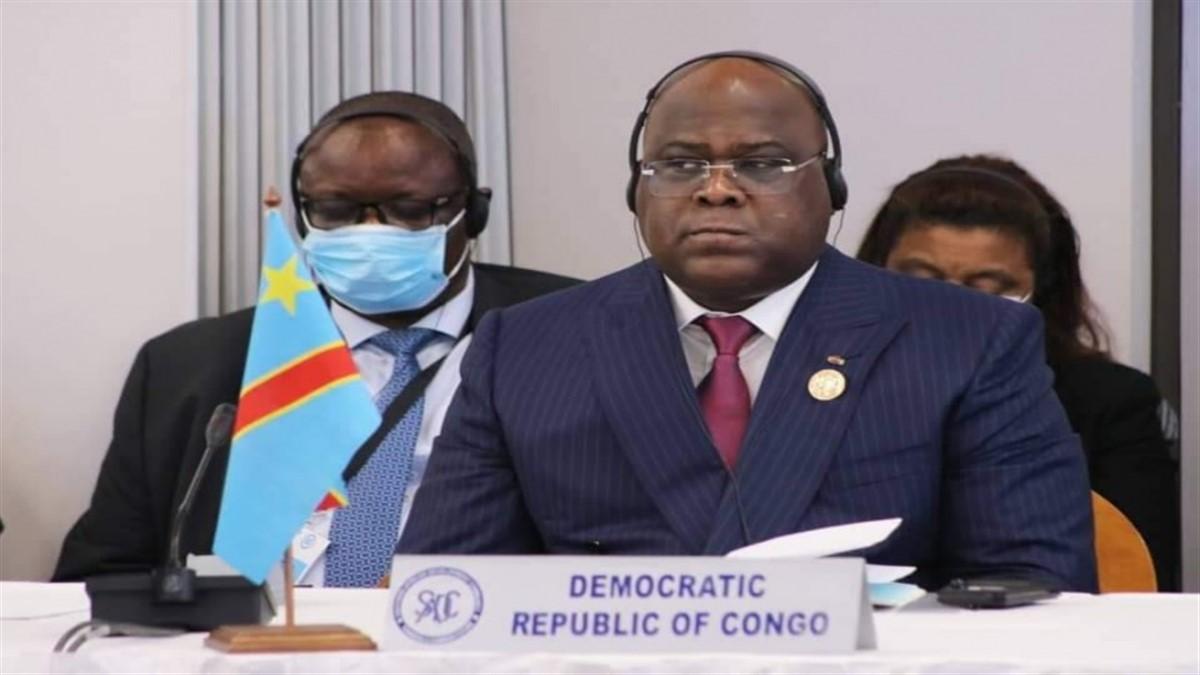 tshisekedi au sommet de la SADC