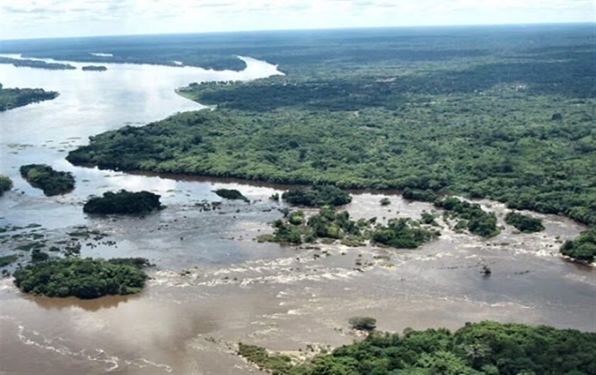 embouchure fleuve congo