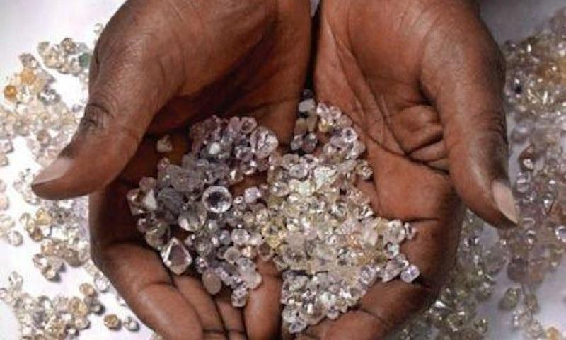 diamant RDC